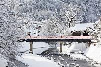 岐阜県 中橋と宮川