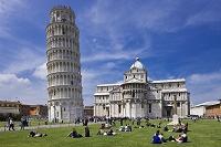 イタリア トスカーナ ピサの斜塔