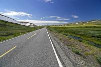 ノルウェー 一本道