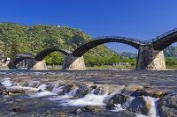 山口県 錦帯橋と岩国城