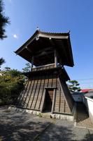 埼玉県 忍城鐘楼