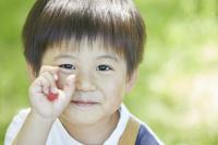 日本人の男の子