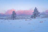 長野県 雪景色