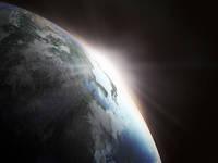 地球 日本 日の出