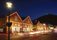 北海道  函館市 夜景