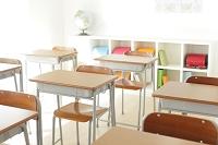 小学校の教室イメージ