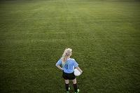女子サッカー選手