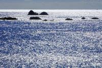 和歌山県 光る海 枯木灘海岸