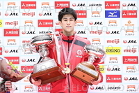 体操:全日本選手権 個人総合