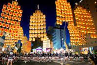 秋田県 竿燈祭り