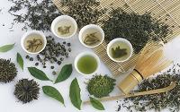 さまざまな緑茶