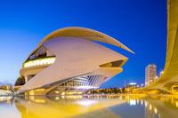 スペイン バレンシア 芸術科学都市