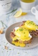 エッグベネディクト 卵