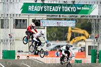 自転車競技:東京2020テストイベント