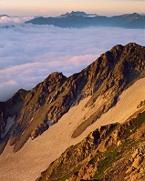 富山県 立山(朝)
