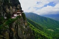 ブータン タクツァン寺院