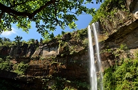 沖縄県 竹富町 ピナイサーラの滝