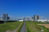 東京都 江東区 東雲の高層マンション