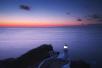 北海道 地球岬の朝