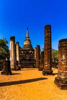 タイ スコータイ シーサッチャナーライ歴史公園