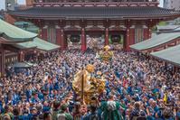 東京都 浅草 三社祭