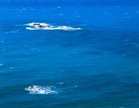キプロス ポモス付近  地中海
