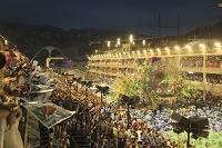 ブラジル リオデジャネイロ リオのカーニバル