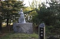 秋田県 蚶満寺 西施像