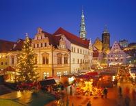 ドイツ ピルナ クリスマスマーケット