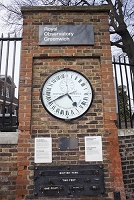 イギリス グリニッジ天文台