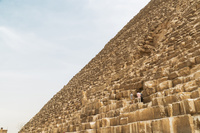 エジプト ギザの大ピラミッド