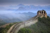 中国 北京 万里の長城