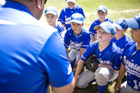 野球を習う子供