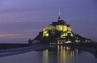 フランス マンシュ県 ル・モン=サン=ミシェル