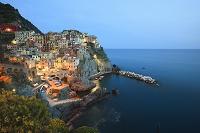 イタリア マナローラ 港町