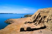 エジプト アブシンベル神殿