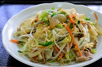 沖縄県 野菜チャンプルー