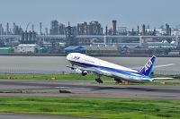 羽田空港 ANA B777-300