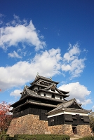 島根県 松江城
