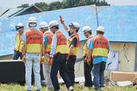 防災訓練 ‐ 倒壊建物等からの救出救助訓練