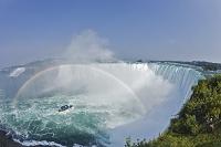 カナダ カナダ滝と霧の乙女号