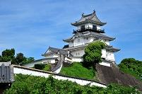 静岡県 掛川城の天守
