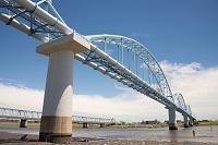 千葉県 市川市 江戸川放水路水管橋