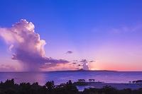 沖縄県 伊江島とエメラルドビーチ