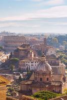 イタリア ローマ歴史地区