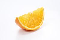 カットされたオレンジ