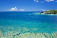 沖縄県 嘉比島 ケラマブルー
