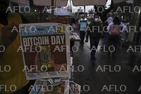 エルサルバドル、ビットコイン法定通貨化