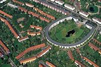ドイツ ベルリン モダニズム集合住宅  ブリッツ・ジードルンク