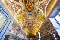 イタリア バチカン図書館